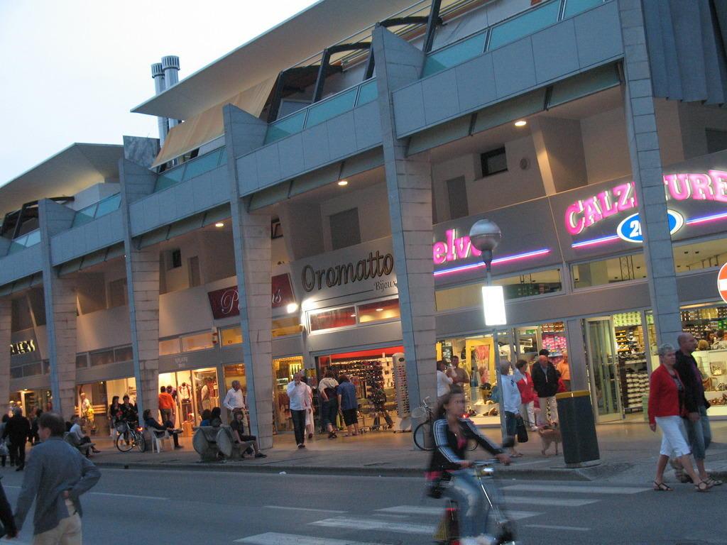 Dónde encontrar Italia - s mejores centros comerciales