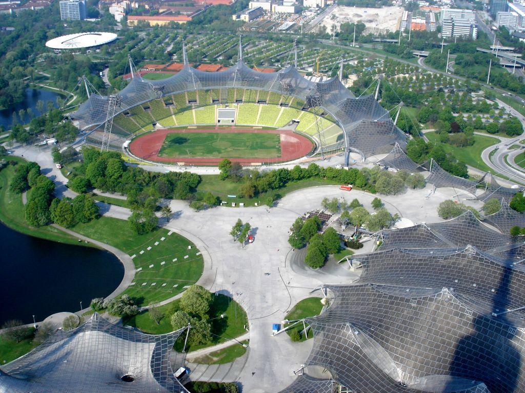 Coubertinplatz 1 München