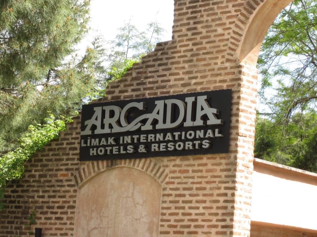 Straßen Hoteleingang Bilder Sonstiges Motiv Limak Arcadia Golf & Sport Resort