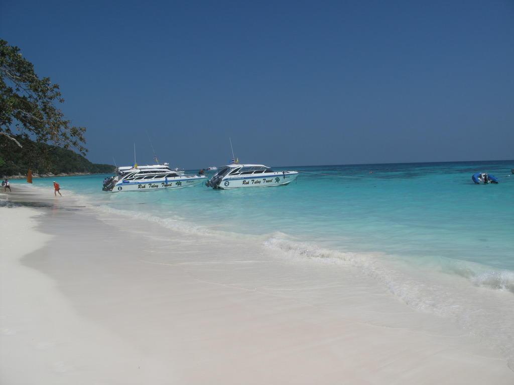 Ausflug nach Tachai Island traumhaft Bilder Strand/Küste/Hafen Koh Tachai