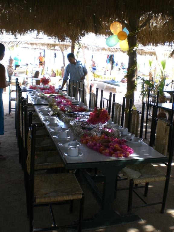 Bild geburtstagsdekoration zu giftun azur resort in hurghada Geburtstagsdekoration
