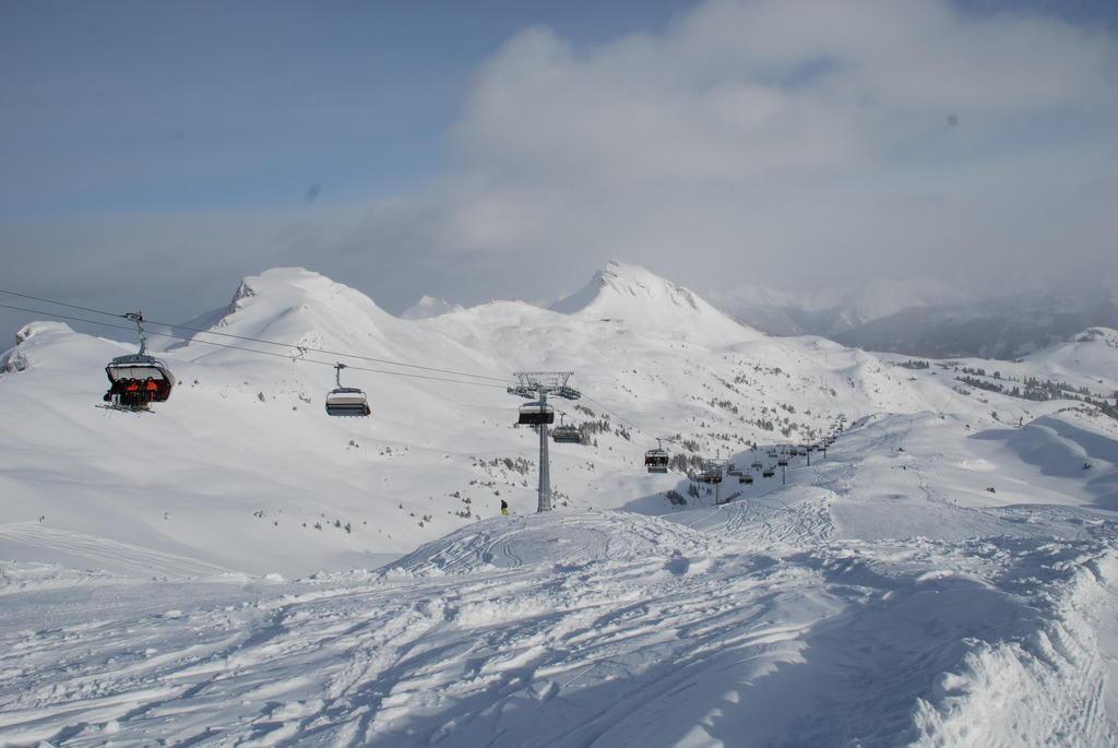 ski gebied mellau
