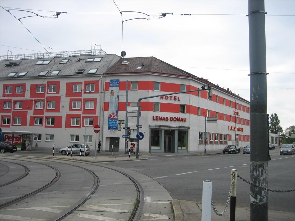 Hotel Lenas Donau Wien