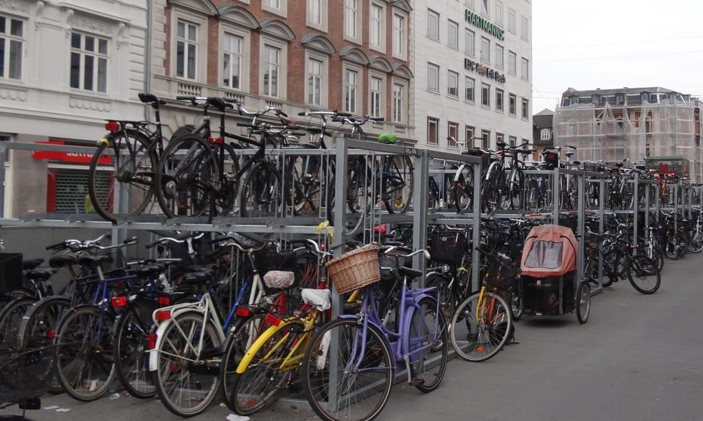 Kopenhagen Fahrrad