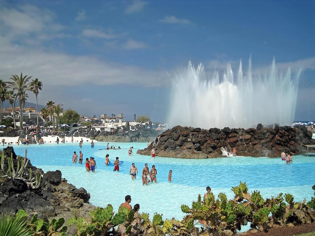 Bild bade spa zu meerwasserschwimmbad lago marti nez in - Puerto de la cruz sehenswurdigkeiten ...