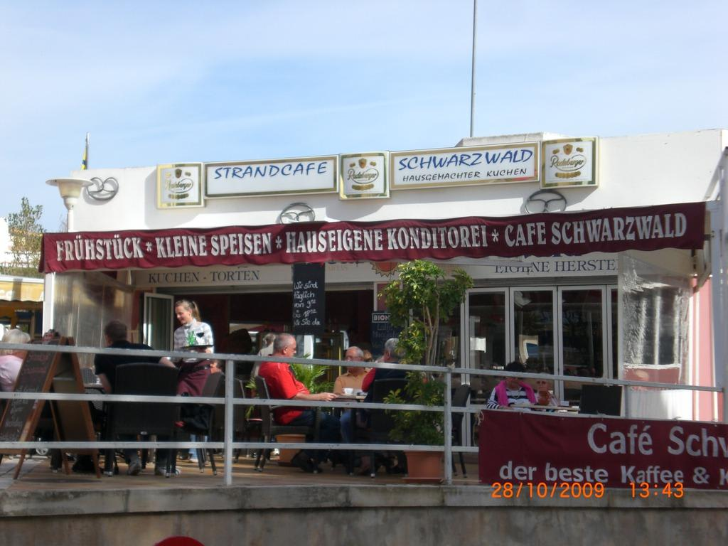 Schwarzwald Cafe Paguera