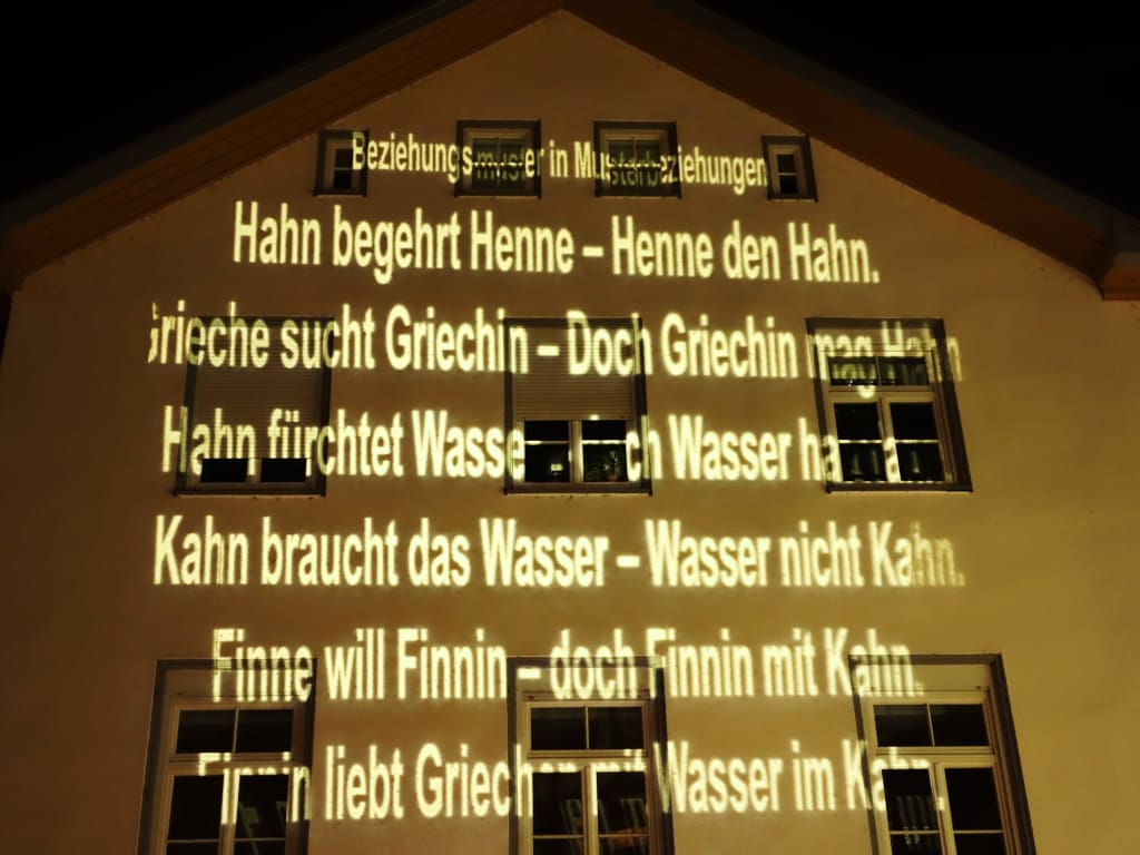 Bild Lustige Spruche Zu Waiblingen Leuchtet In Waiblingen