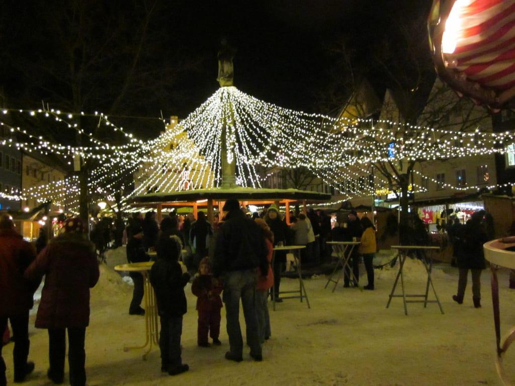Schongau Weihnachtsmarkt.Bild Weihnachtsmarkt Marienplatz Zu Weihnachtsmarkt Schongau In