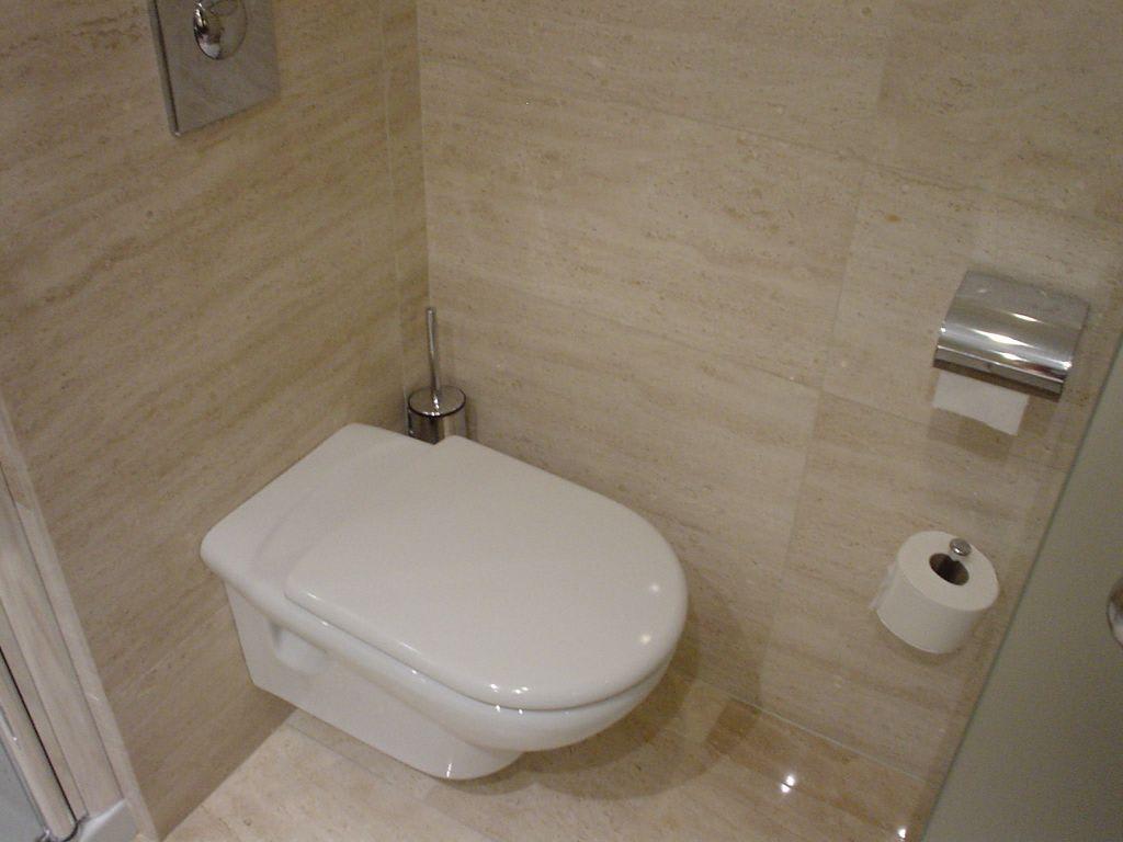 bild badezimmer toilette zu grupotel gran vista spa. Black Bedroom Furniture Sets. Home Design Ideas