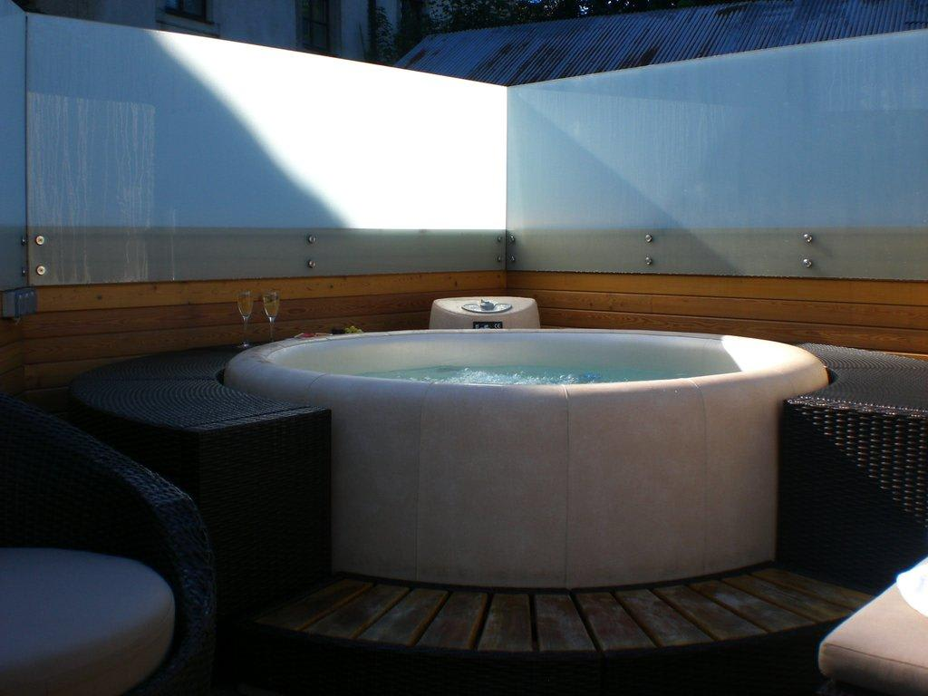 Hotel privater whirlpool for Zimmer mit whirlpool nrw