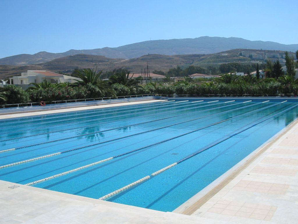 Bild olympia schwimmbecken zu kipriotis village resort for Schwimmbecken angebote