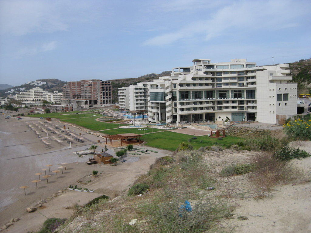 Hotel Elysium Resort And Spa Rhodos Bewertung