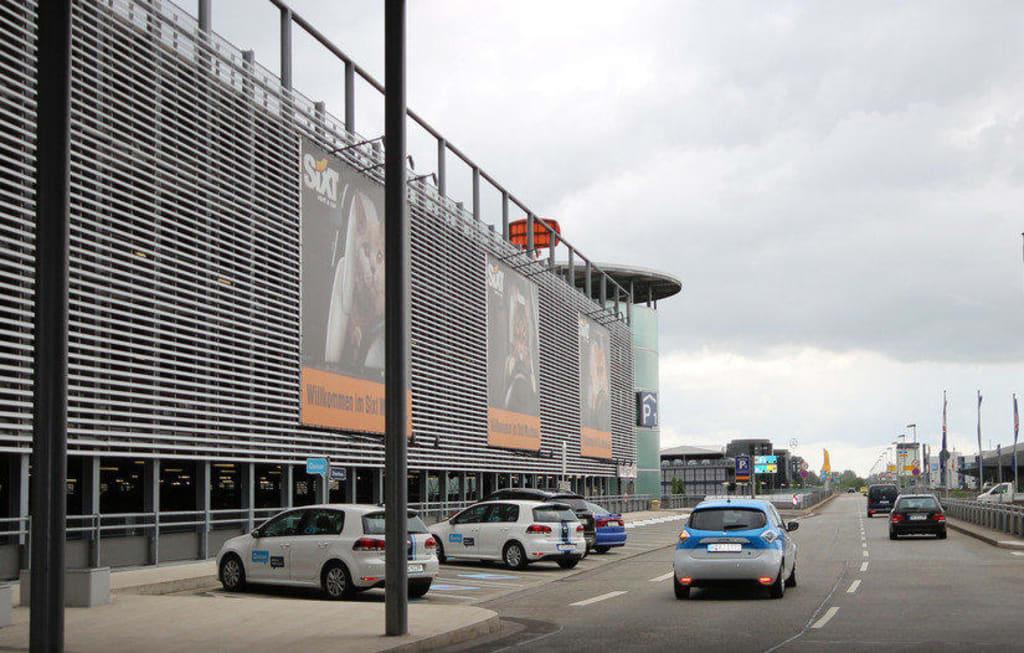 parkplätze flughafen hannover