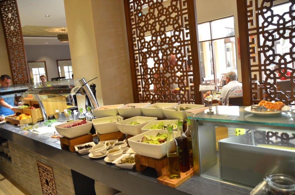 Bild fr hst cksbuffet ohne dekoration for Arabische dekoration