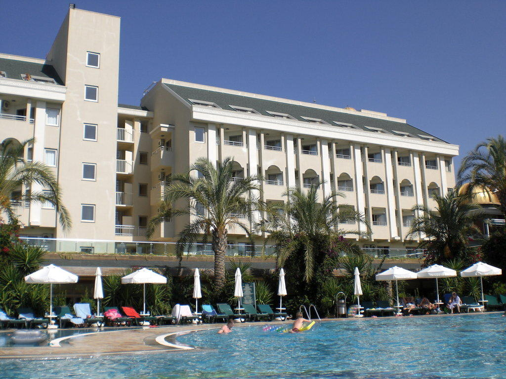 Hane Garden Antalya Hotel Primasol Hane Garden