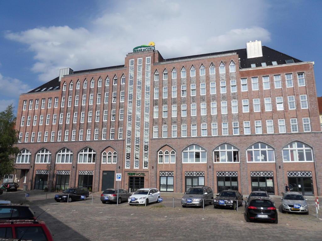 bild hotel mit parkplatz zu treff hotel l beck city centre in l beck. Black Bedroom Furniture Sets. Home Design Ideas