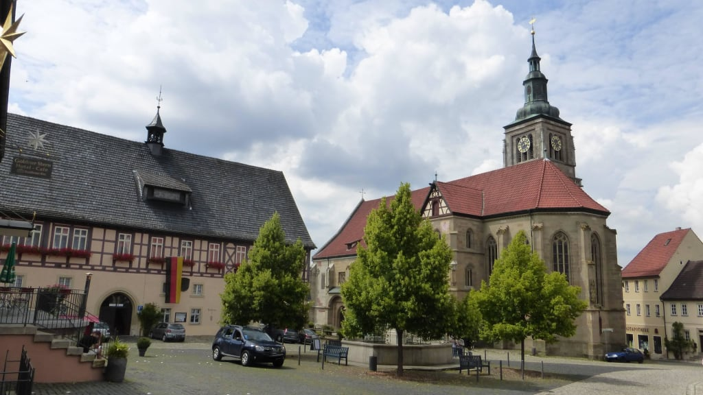 Kirche In Bayern