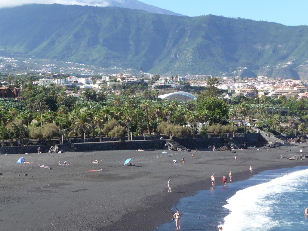 Bild playa jardin zu playa jard n in puerto de la cruz for Aparthotel jardin de playa