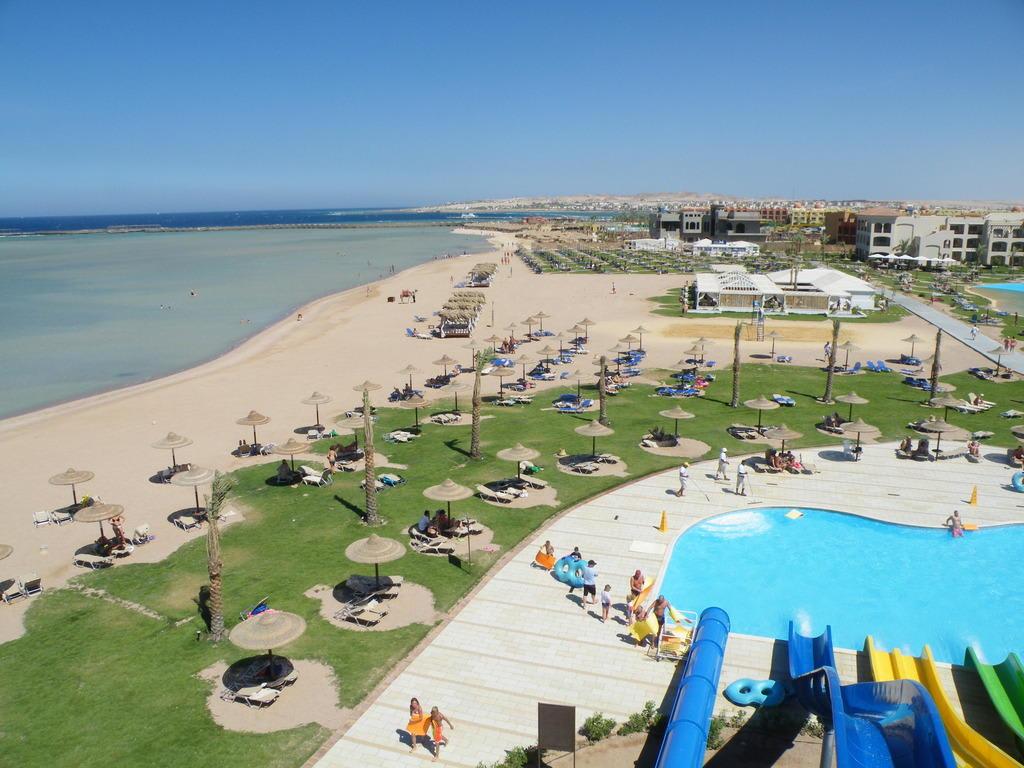 Bild Quot Strand Und Meer Quot Zu Jaz Aquamarine Resort In Hurghada
