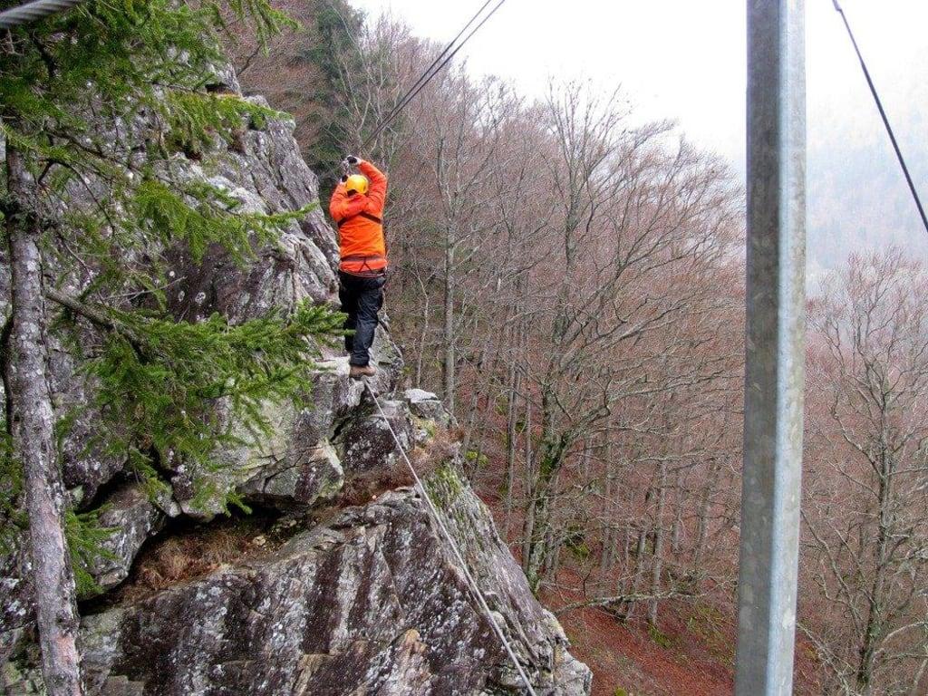 Klettersteig Wimmis : Klettersteige fotos