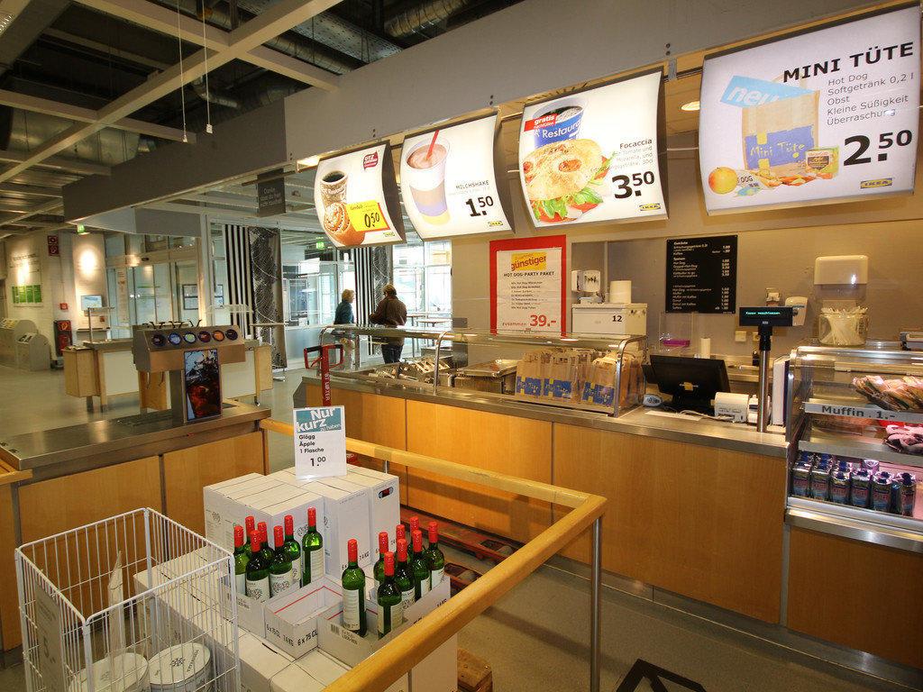 Ikea Isernhagen bild schwedenshop gastronomie zu ikea großburgwedel in großburgwedel