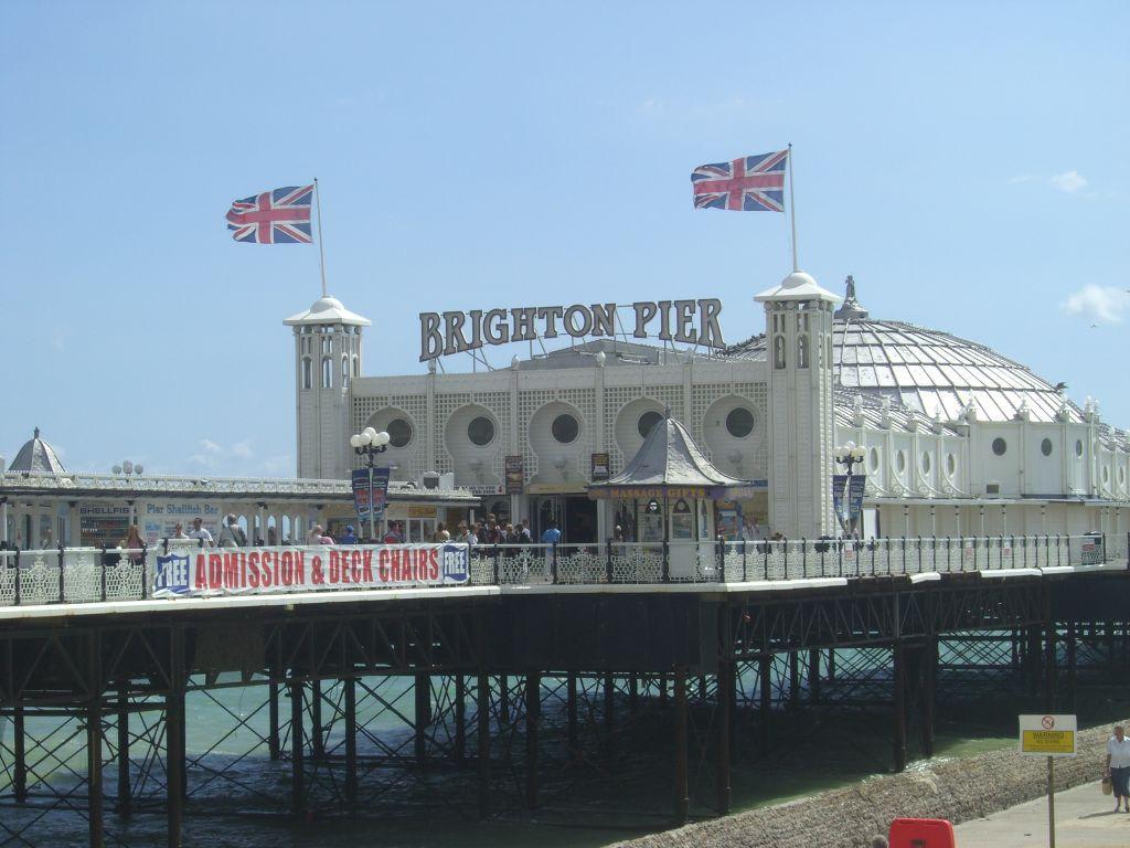 Bild brighton pier zu brighton pier in brighton for The brighton
