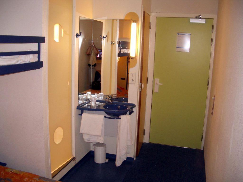 Bild Hotel Etap Amsterdam Airport Zu Ibis Budget Hotel