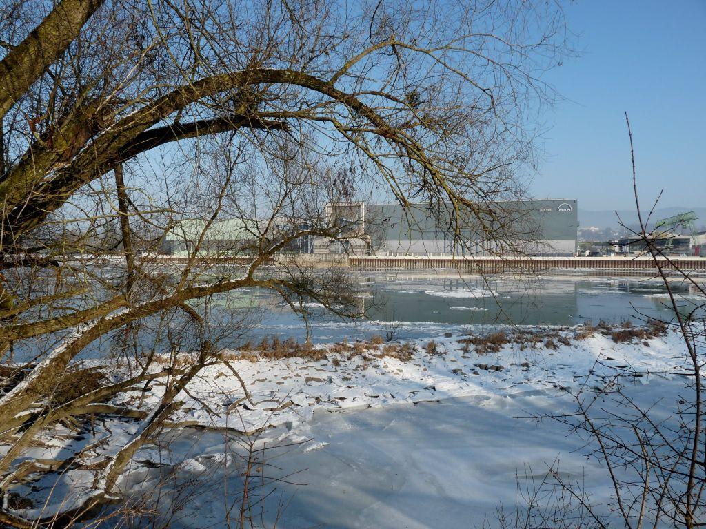 Vereiste donau bilder fluss see wasserfall deggendorf - Mobel in deggendorf ...