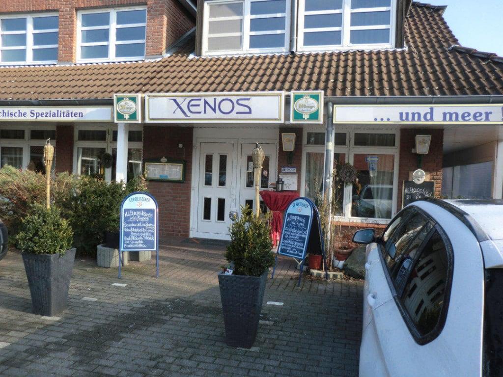 restaurant xenos hannover