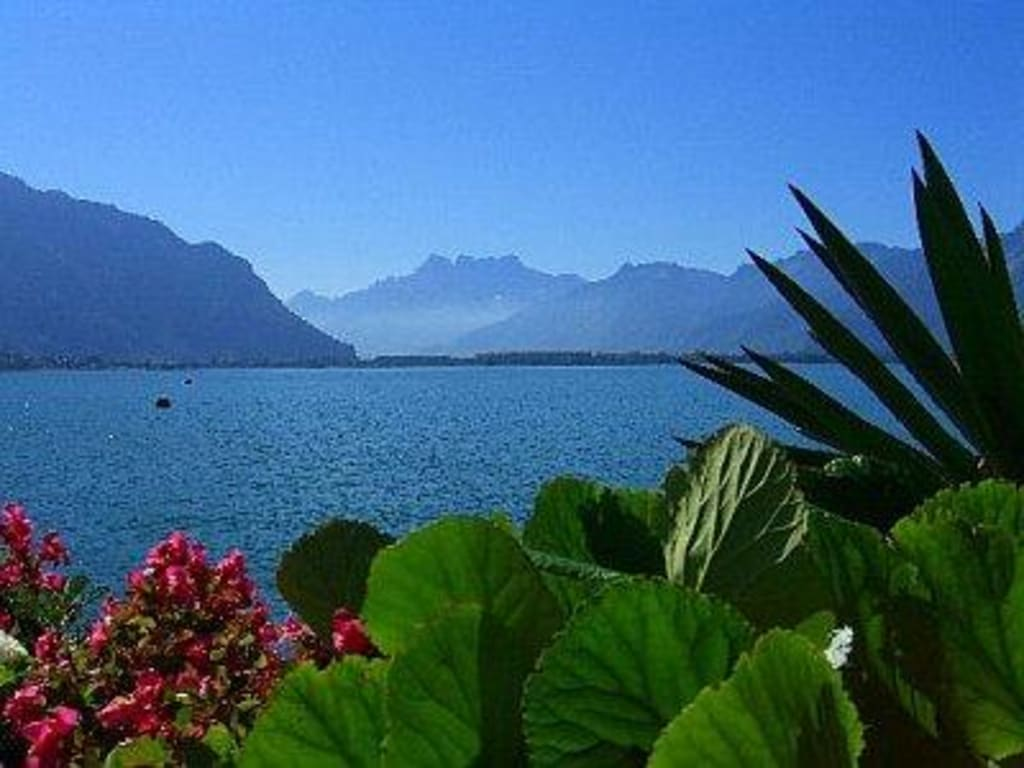 Montreux Hotel Am See