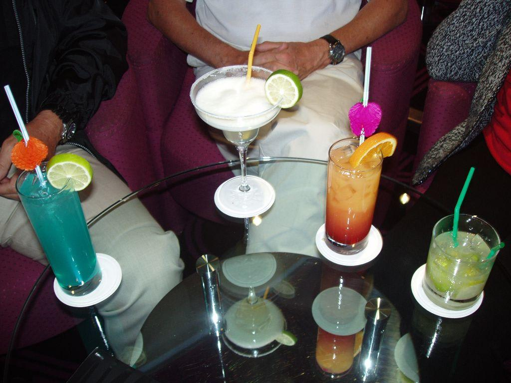 Gute Cocktails