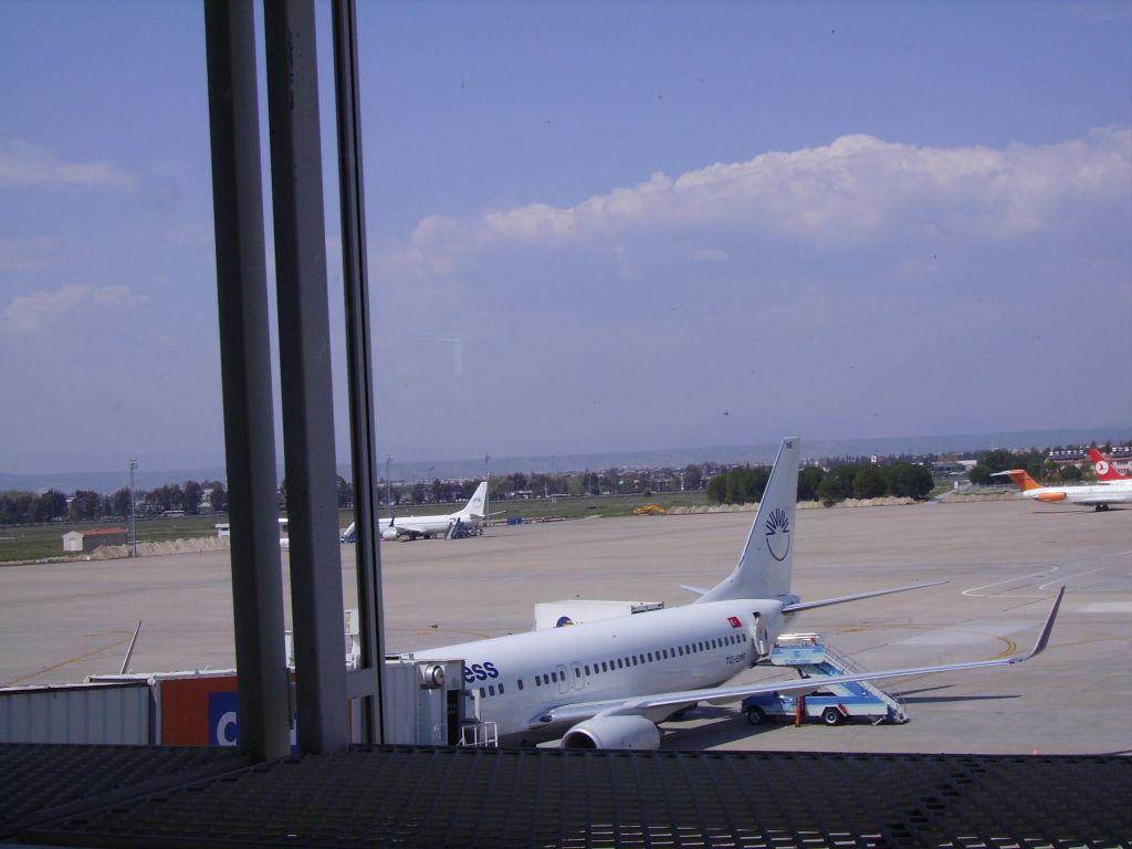 """... """"Antalya Airport Terminal 2"""" zu Flughafen Antalya (AYT) in Antalya"""