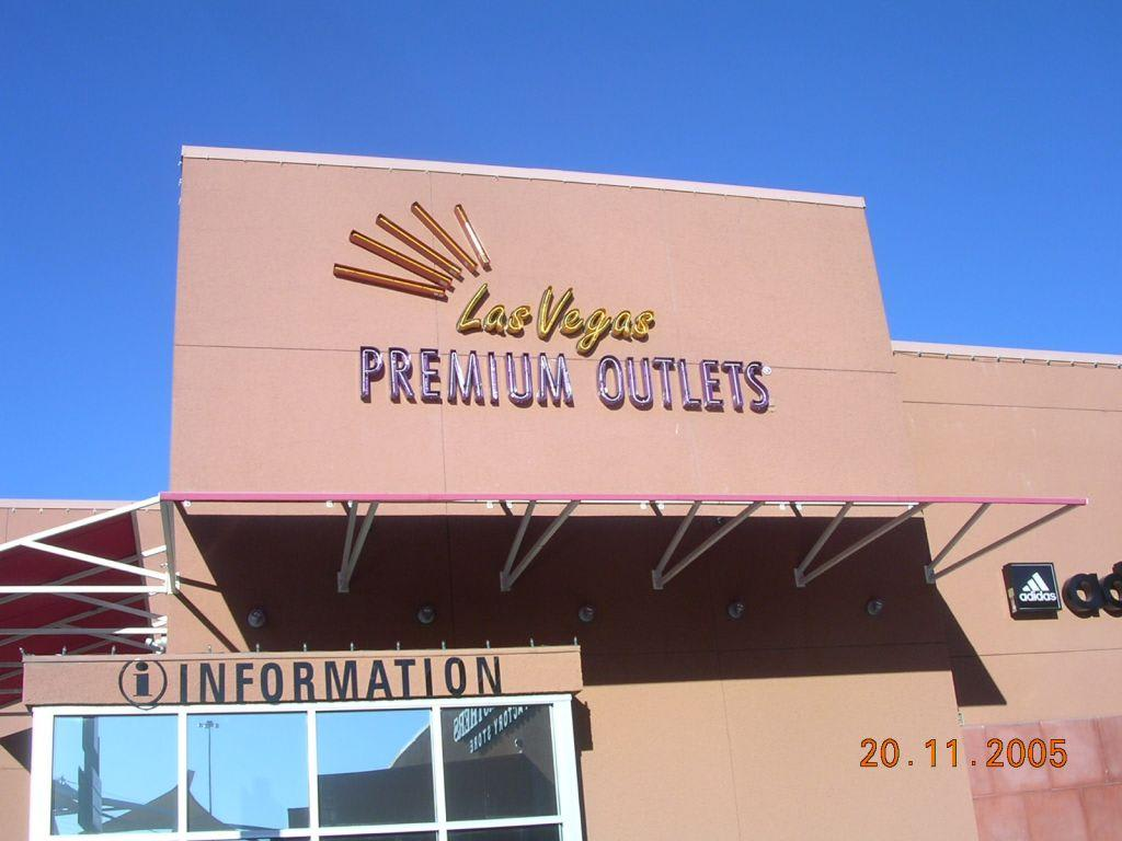 Premium outlet vegas coupons
