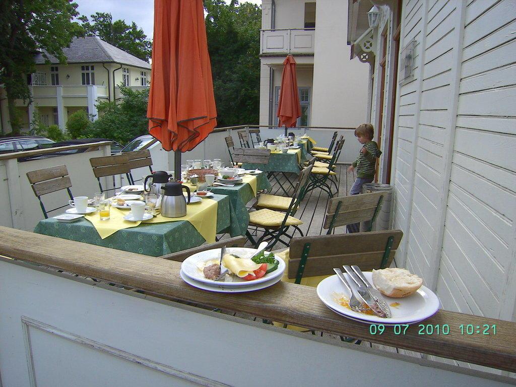 Aurelia Hotel St Hubertus Heringsdorf Bewertung