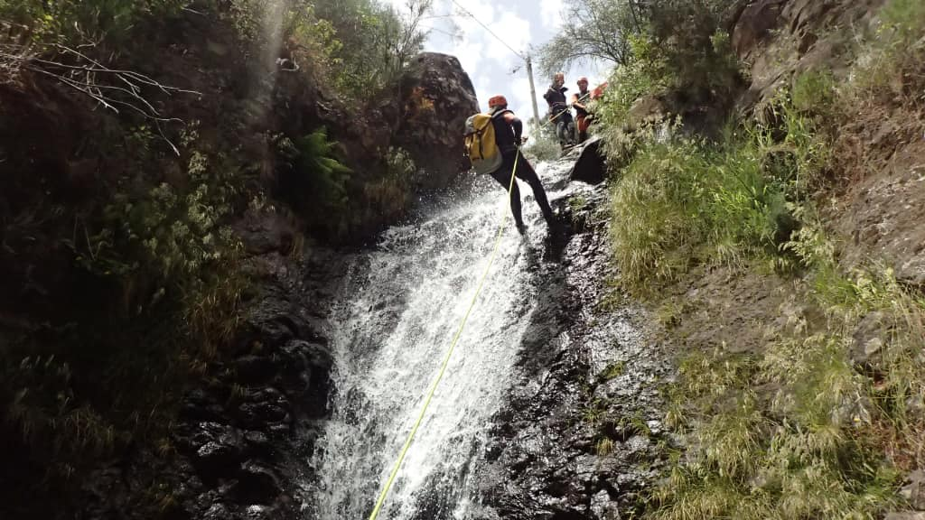 Klettergurt Zum Abseilen : Abseilen preikestolen fjellstue