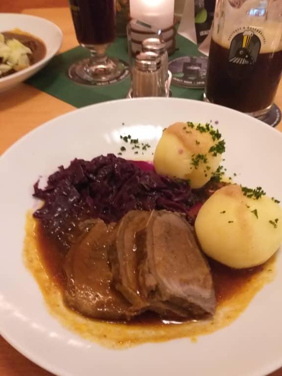 bayerischer sauerbraten