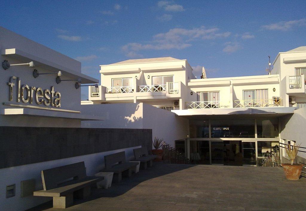 Hotel Floresta Sterne