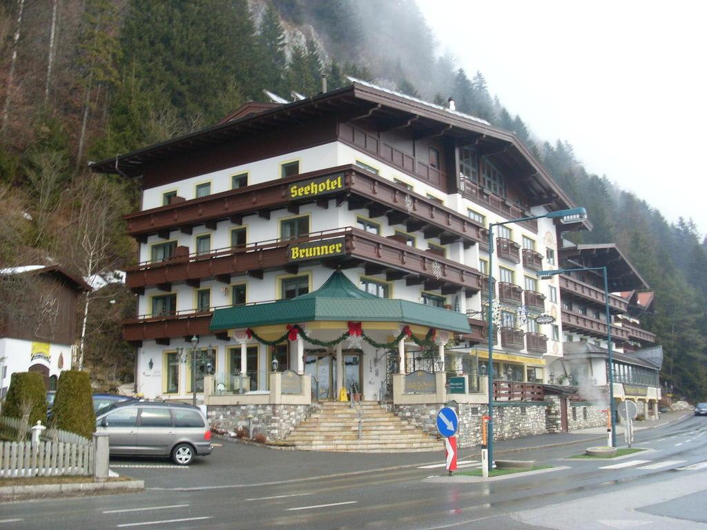 bild quothotelquot zu seehotel brunner in walchsee