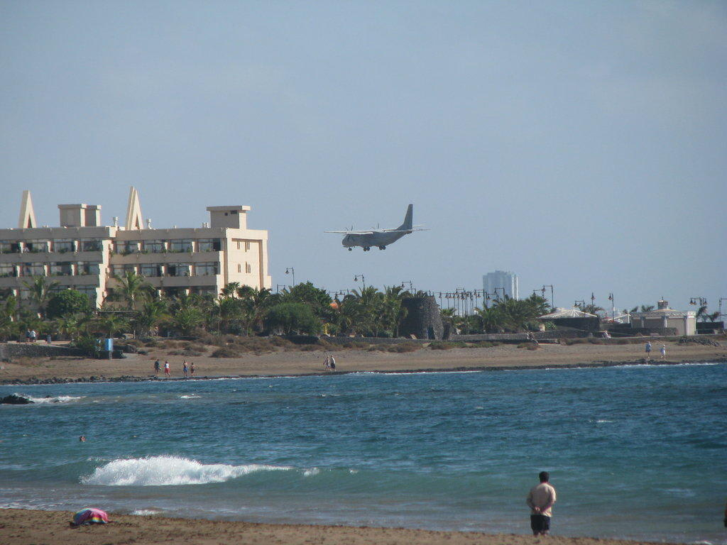 Hotel beatriz playa and spa matagorda beatriz playa and spa - Flugzeug Im Landeanflug Neben Hotel Beatriz Playa