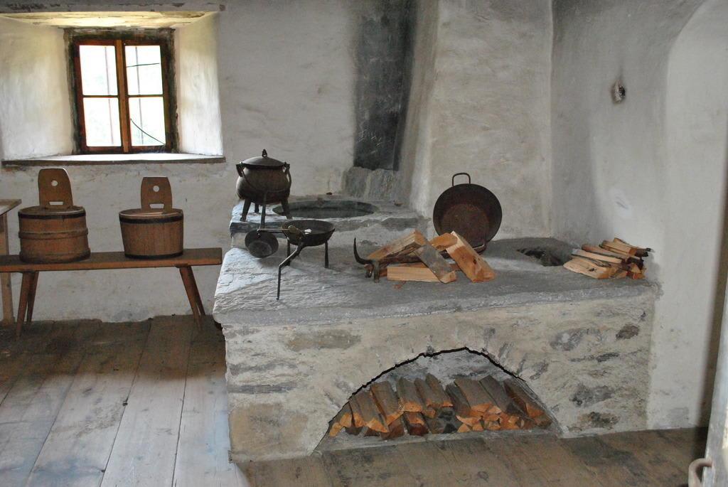 Alte Bauernküche\