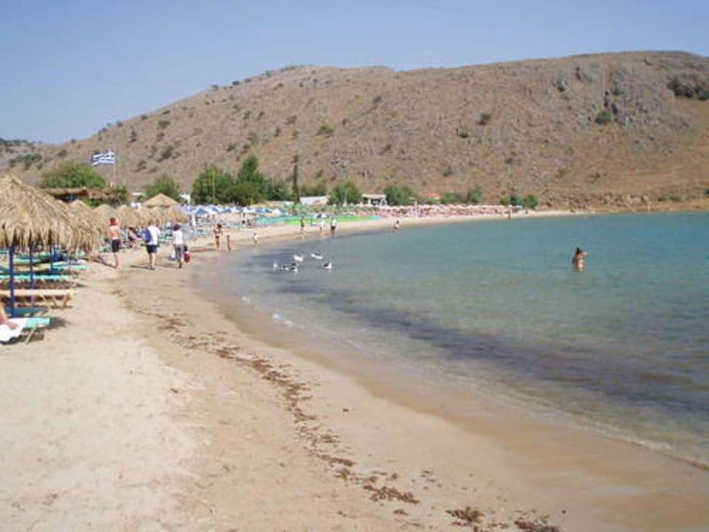 Hotel Delfina Beach Georgioupolis Kreta