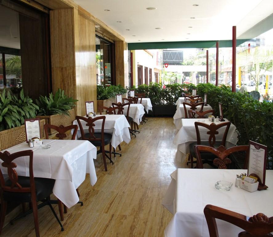Bild Terrasse Zu Cafe Restaurant La Tiendecita Blanca In Lima