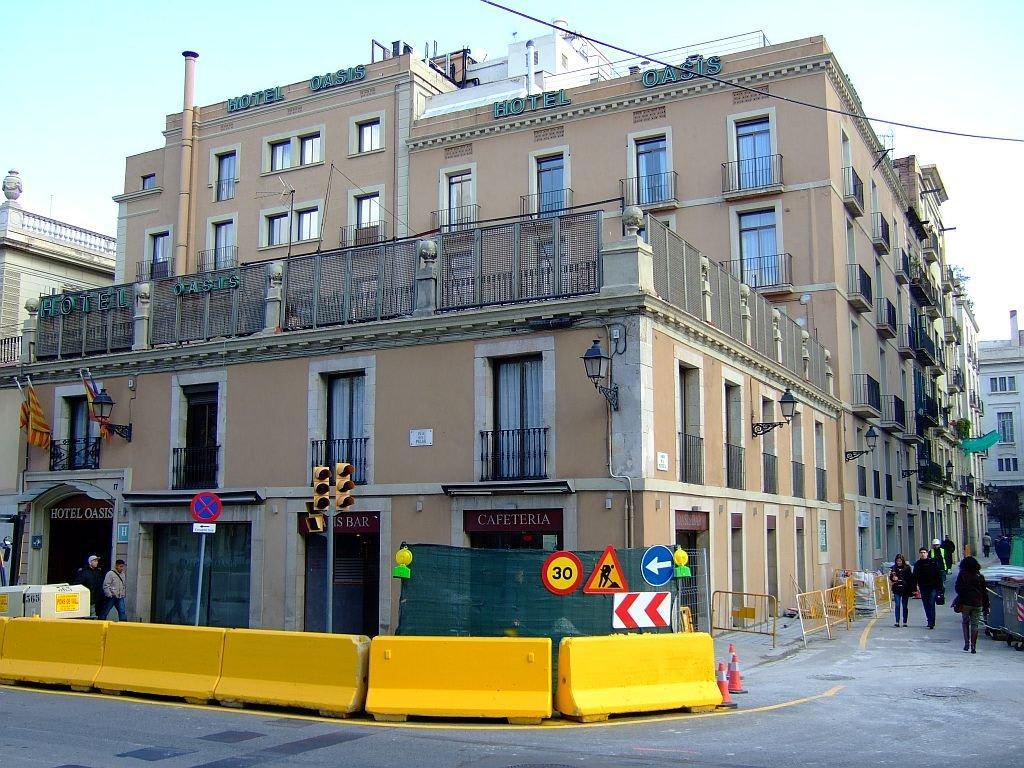 bild hotel oasis barcelona zu hotel oasis in barcelona. Black Bedroom Furniture Sets. Home Design Ideas