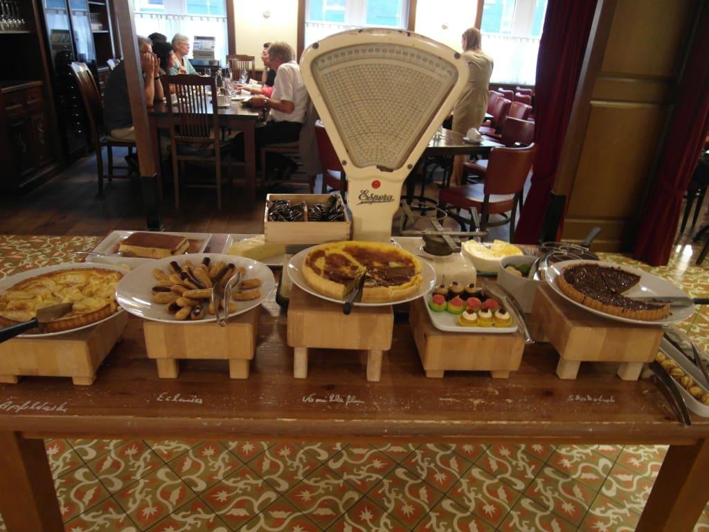 Bild Buffet Zu Restaurant Brasserie Fou Marriott Hotel