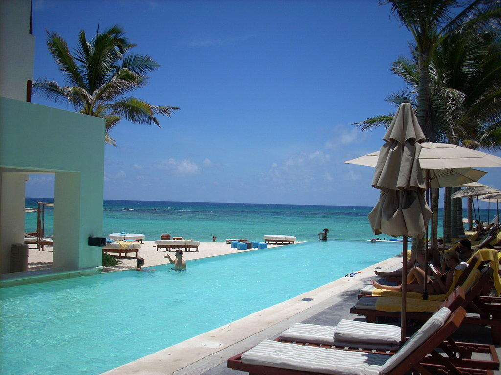 Tulum Mexico Pictures Pictures of Hotel Oasis Tulum