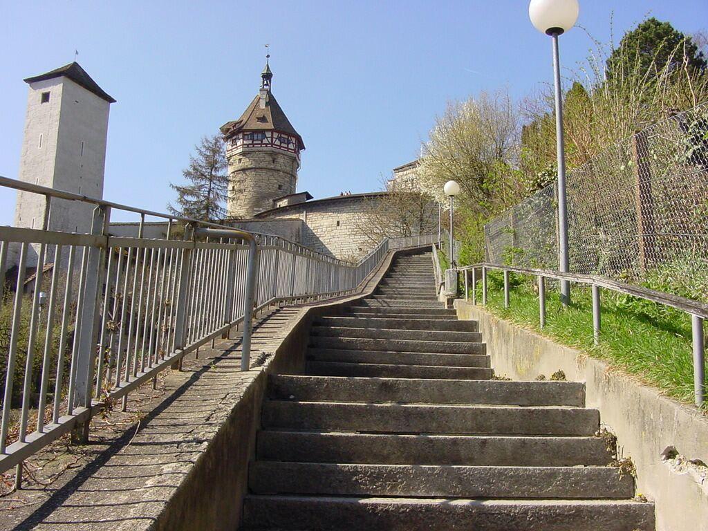 schaffhausen parken