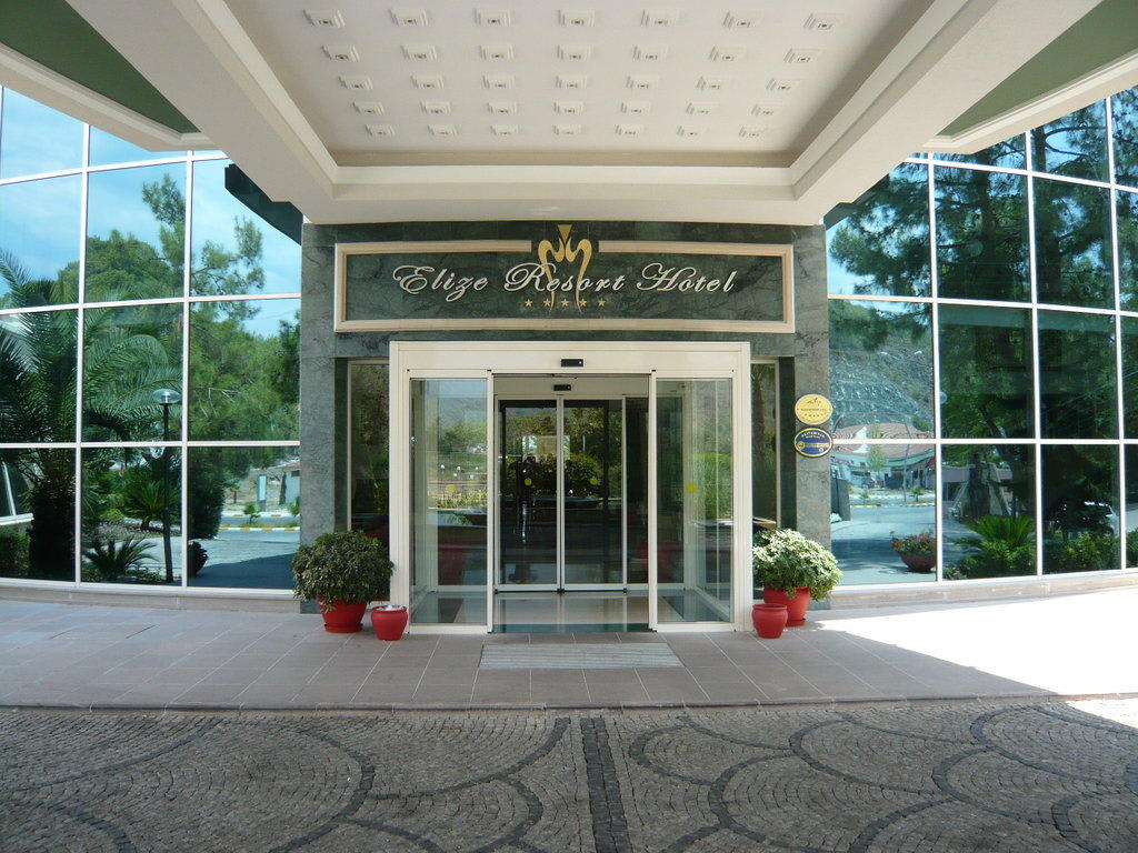 Bild Quot Hoteleingang Super Oder Quot Zu Kilikya Resort
