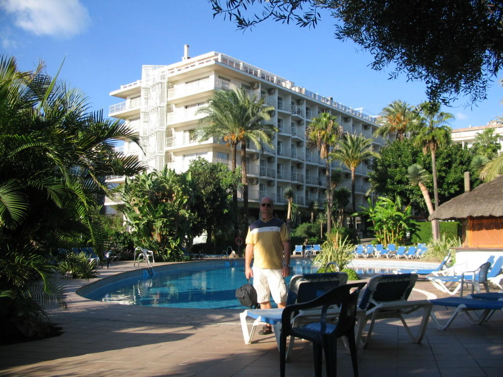 hotel palmasol h10:
