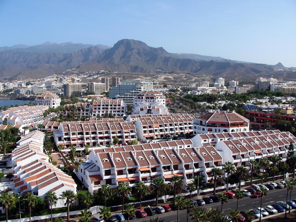 Bild parque santiago 2 zu apartamentos parque santiago 1 in playa de las americas - Apartamentos parque santiago ...