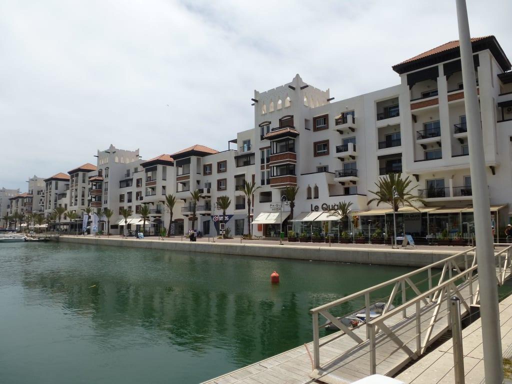 Bild Schöne Wohnungen In Der Marina Zu Yachthafen Agadir In Agadir